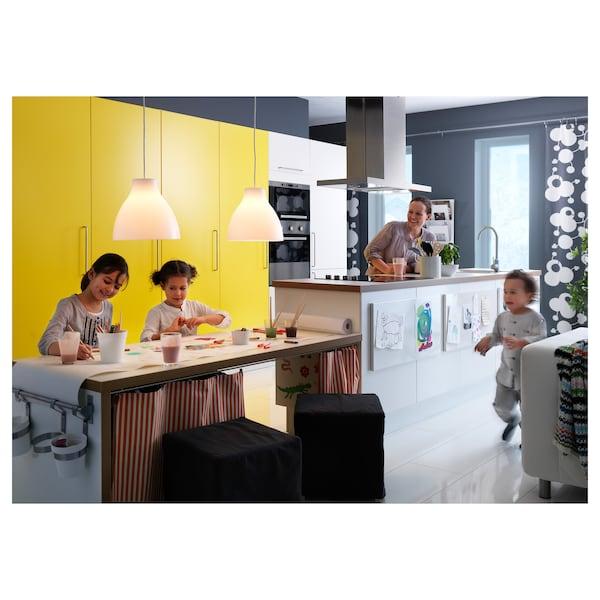 MELODI Lámpara de techo, blanco, 38 cm