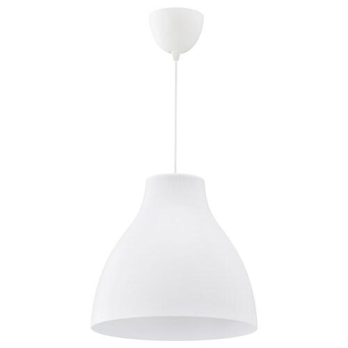 MELODI lámpara de techo blanco 22 W 38 cm 180 cm 1.6 m