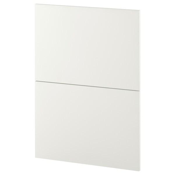 METOD 2 frentes p/lavavajillas Häggeby blanco 60.0 cm 88.0 cm 80.0 cm 1.6 cm