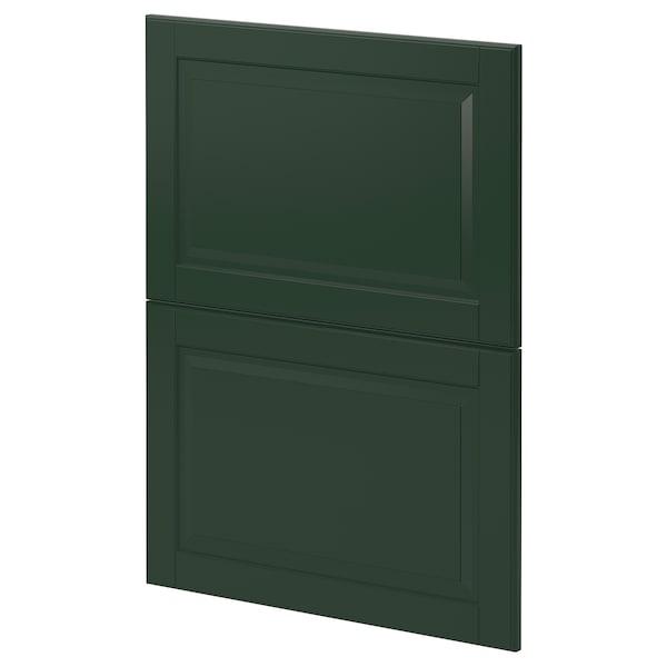 METOD 2 frentes p/lavavajillas Bodbyn verde oscuro 60.0 cm 88.0 cm 80.0 cm 1.9 cm
