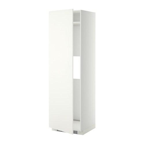 Artesanato De Jornal Como Pintar ~ METOD Armario alto para frigo congelador Häggeby blanco IKEA