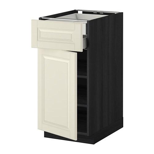 Puerta Armario Cocina Ikea : Metod armario bajo cocina caj?n y puerta efecto madera