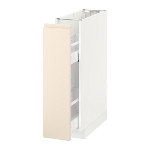Metod armario bajo cocina extra ble blanco voxtorp - Cocina armario ikea ...