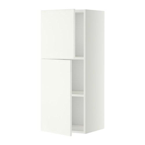 Metod armario de pared cocina con baldas blanco h ggeby - Ikea baldas cocina ...