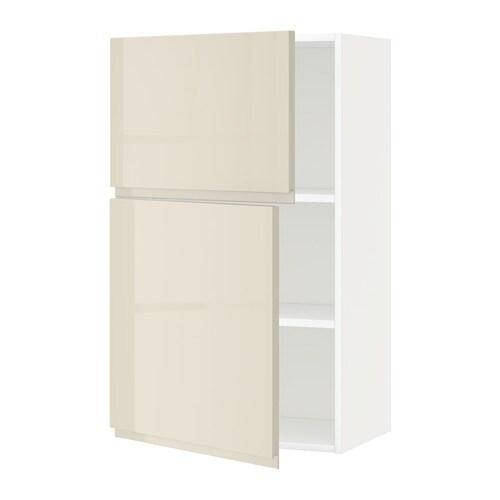 Metod armario de pared cocina con baldas voxtorp alto - Ikea baldas cocina ...