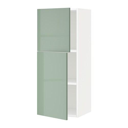 Metod armario de pared cocina con baldas blanco kallarp - Ikea baldas cocina ...