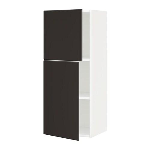 Metod armario de pared cocina con baldas blanco - Cocina armario ikea ...