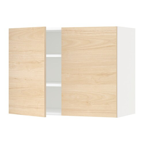 Metod armario de pared cocina con baldas askersund - Ikea baldas cocina ...