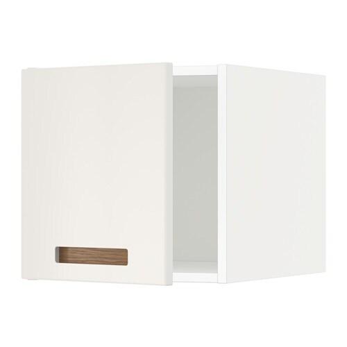 Metod armario de pared cocina con puerta blanco m rsta - Cocina armario ikea ...
