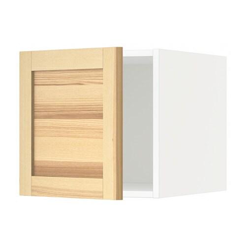 Metod armario de pared cocina con puerta torhamn natural - Puerta armario cocina ...