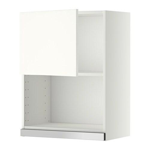 METOD Armario de pared para microondas Blanco/häggeby blanco 60 x 80 ...