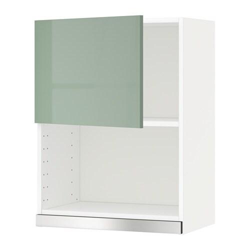 Metod armario de pared para microondas blanco kallarp - Armario para microondas ...