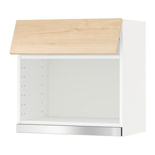Metod armario de pared para microondas blanco askersund - Armario para microondas ...