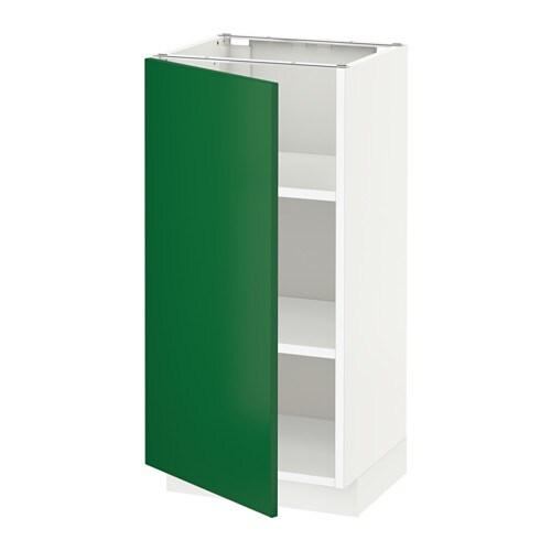 Metod armbj baldas blanco fl die verde 40x37 cm ikea - Baldas armario ikea ...