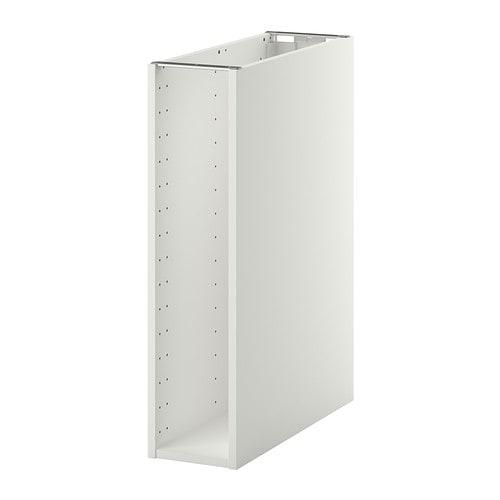 Metod estructura armario bajo 20x60x80 cm ikea - Armarios fondo 30 cm ...