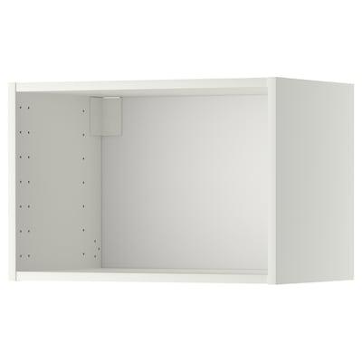 METOD Estructura armario de pared, blanco, 60x37x40 cm