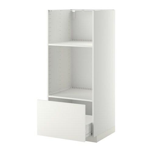 Metod f rvara armario alto horno microondas caj n - Cajon madera ikea ...