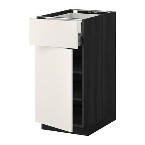 Metod f rvara armario bajo cocina caj n y puerta - Cajon madera ikea ...