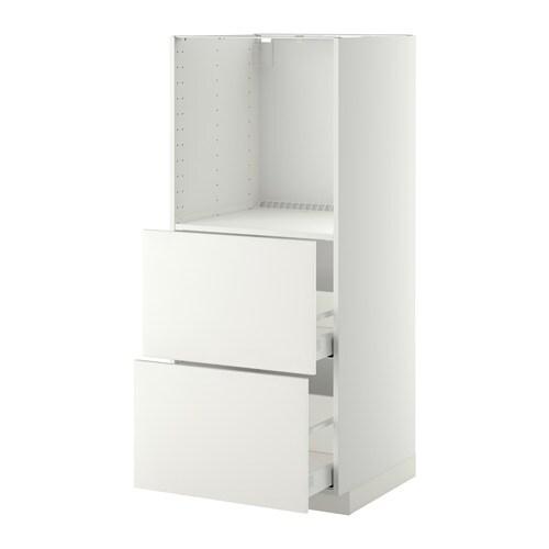 Metod maximera aah blanco h ggeby blanco ikea for Amortiguador armario cocina