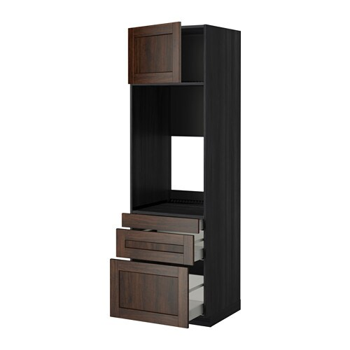Metod maximera aah 1p 3c efecto madera negro edserum for Amortiguador armario cocina