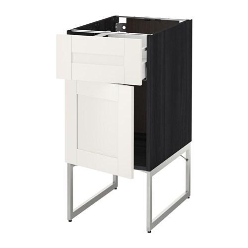 Metod maximera ab 1p c efecto madera negro s vedal for Amortiguador armario cocina