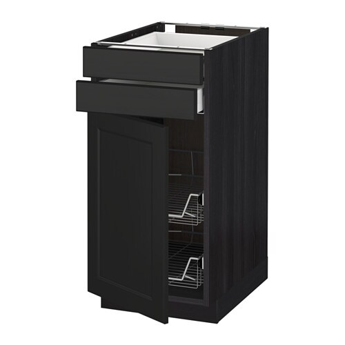 Metod maximera ab p 2c crs efecto madera negro for Amortiguador armario cocina
