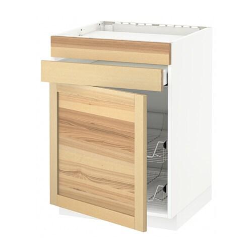 Metod maximera ab plc 1c 2cr blanco torhamn natural for Amortiguador armario cocina