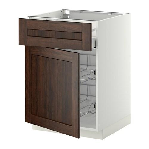 Metod maximera armario bajo cocina caj n y cestos - Cajon madera ikea ...