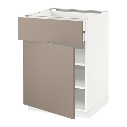 Metod maximera armario bajo cocina caj n y puerta - Ikea armarios cocina ...
