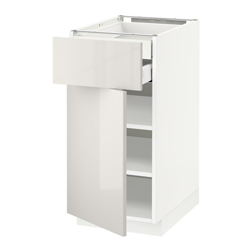 Metod maximera armario bajo cocina caj n y puerta for Amortiguador armario cocina