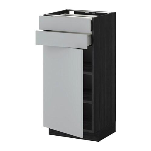 Metod maximera armario bajo cocina 2 cajones efecto - Ikea cajones cocina ...