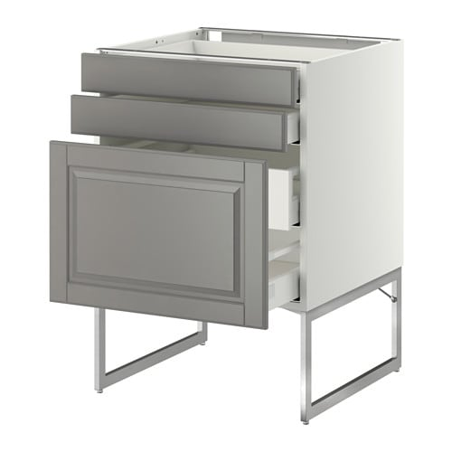 Armarios De Cocina Con Cajones : Metod maximera armario bajo cocina con cajones