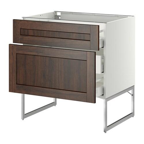 Metod maximera armario bajo cocina con 3 cajones - Ikea cajones cocina ...
