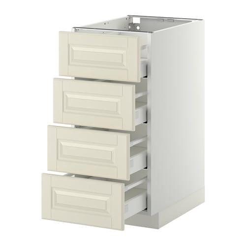 Metod maximera armario bajo cocina con 4 cajones - Cajones de cocina ikea ...