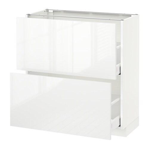 Metod maximera armario bajo cocina con 2 cajones - Ikea cajones cocina ...