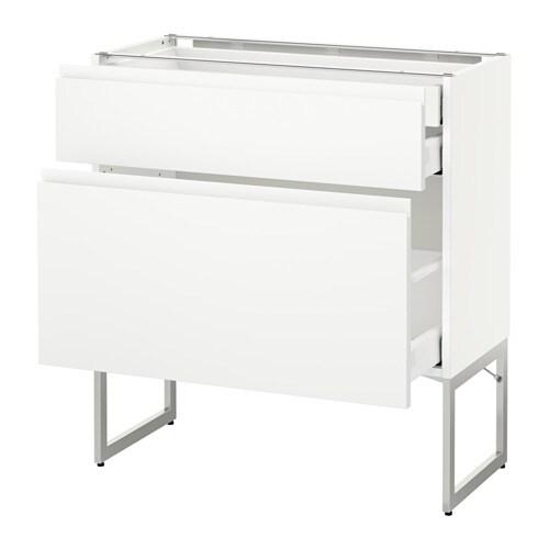 Metod maximera armario bajo cocina con 3 cajones - Cajones de cocina ikea ...