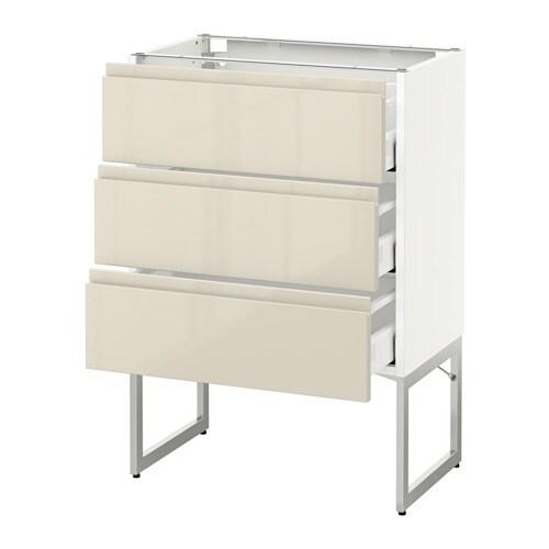 Ikea cocinas muebles bajos affordable el espacio en la cocina soluciones para armarios en - Muebles bajos ikea ...