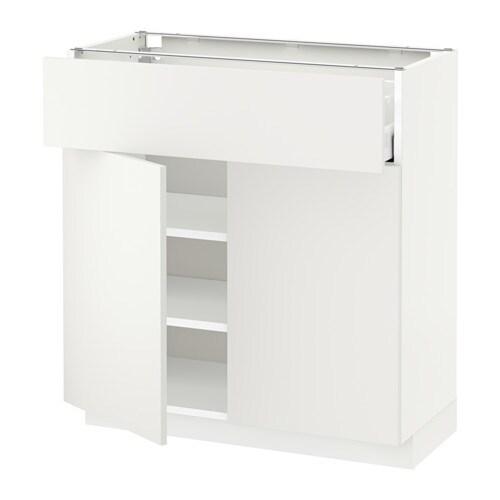 Metod maximera armario bajo cocina 2 puertas caj n - Puerta cocina ikea ...