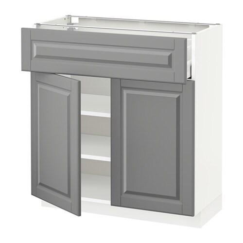 Metod maximera armario bajo cocina 2 puertas caj n for Puertas cocina ikea