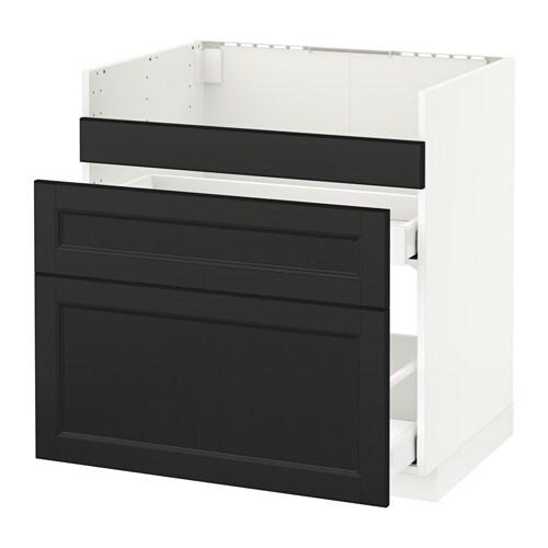 Metod maximera armario bajo para fregadero domsj for Organizador bajo fregadero ikea
