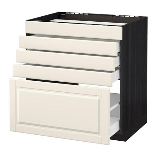 Metod maximera armario bajo para placa 4 cajones - Estructura armario empotrado ...