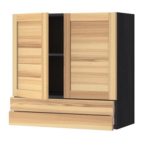 Armario Pared Cocina Ikea : Metod maximera armario de pared puertas y cajones