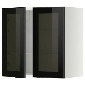 Frente: Jutis vidrio ahumado/negro.