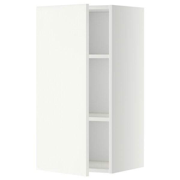 METOD aprd+bld blanco/Häggeby blanco 40.0 cm 38.6 cm 80.0 cm