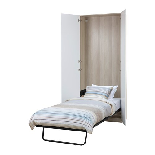 Midsund cama abatible de pared ikea for Ikea murcia camas