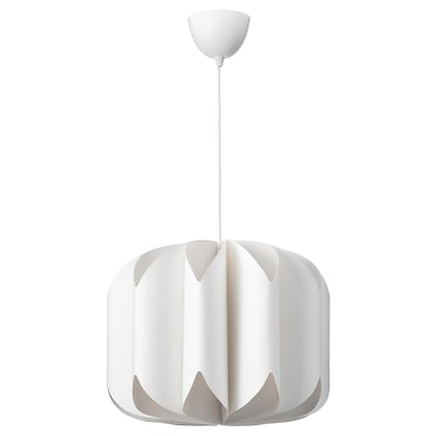 MOJNA / HEMMA Lámpara de techo, blanco