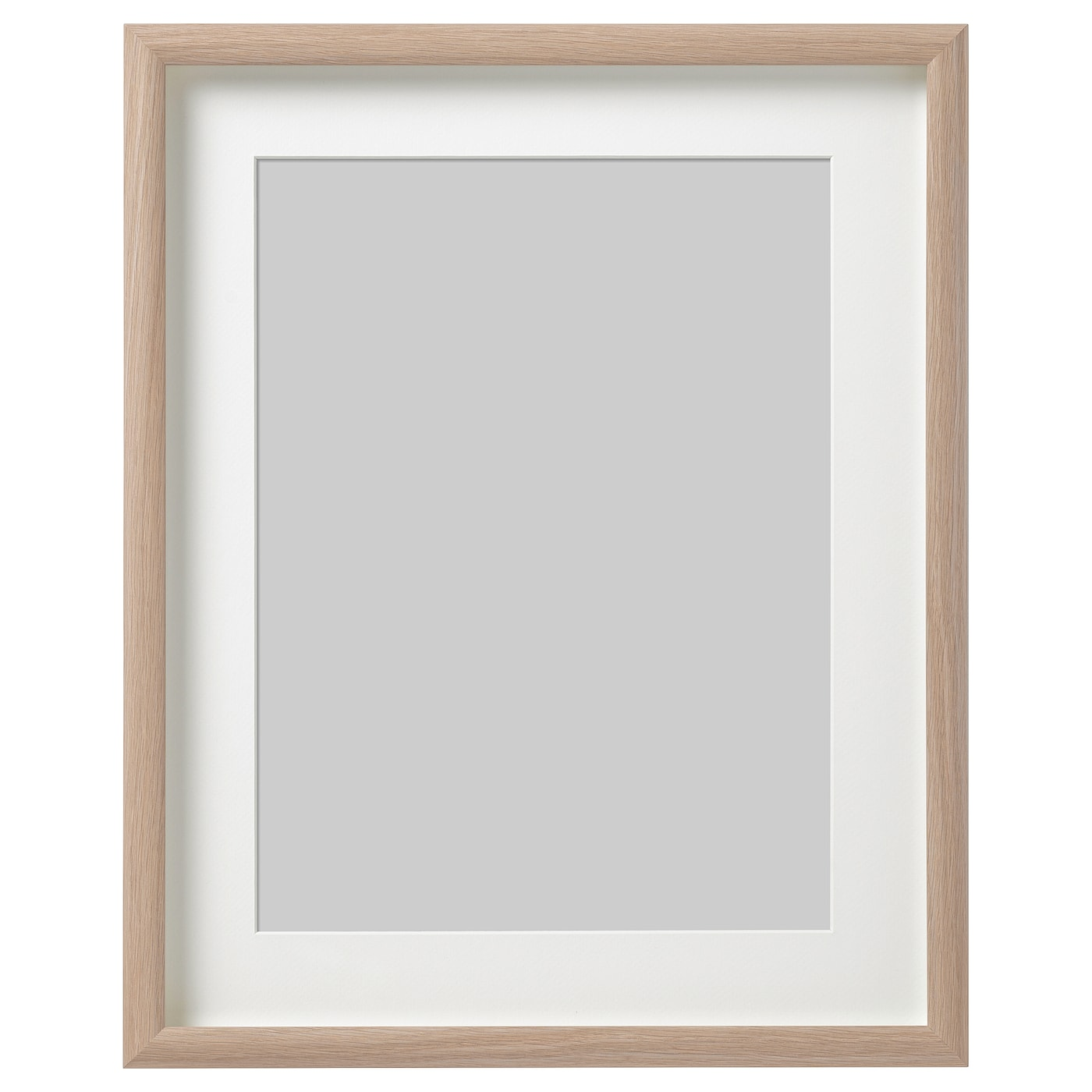 MOSSEBO Marco Efecto roble tinte blanco 40 x 50 cm - IKEA