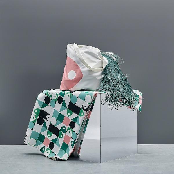 MUSSELBLOMMA Bolsa mediana, multicolor, 28 l