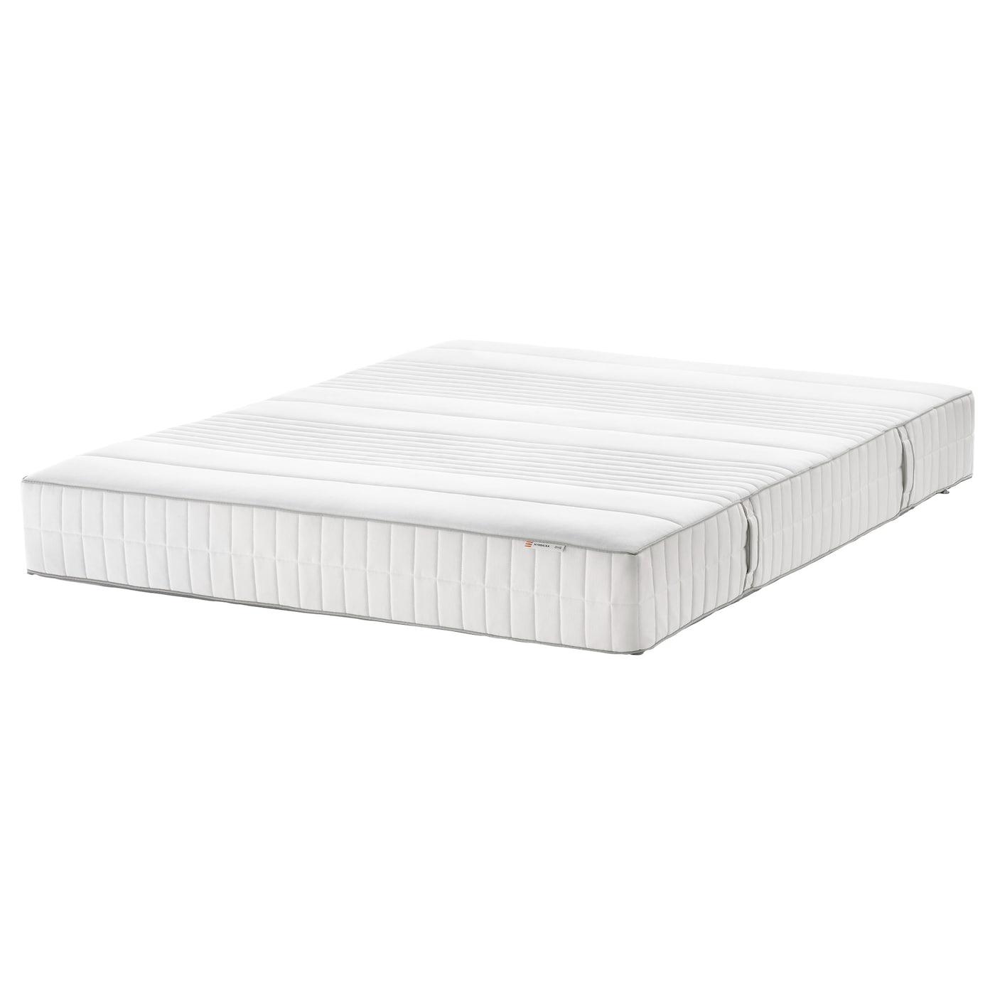 Myrbacka Colchon Espuma Viscoelastica Firme Blanco 160 X 200 Cm Ikea
