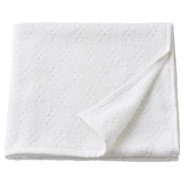 NÄRSEN Toalla de baño, blanco, 55x120 cm